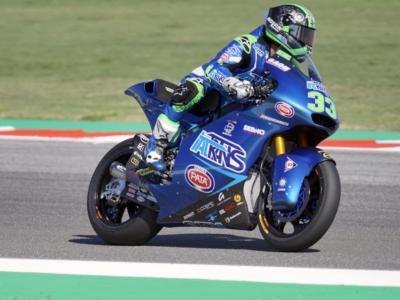 LIVE Moto2, GP Portogallo 2020 DIRETTA: BASTIANINI CAMPIONE DEL MONDO! Tripudio Italia!