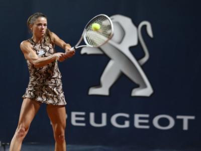 Tennis: la proiezione nel ranking WTA di Camila Giorgi. L'azzurra ha già scalato 18 posizioni
