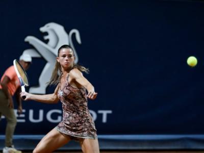 Tennis, WTA Palermo 2020: Camila Giorgi a caccia della finale. Sfida alla francese Fiona Ferro