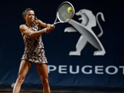 Tennis, WTA Palermo 2020: Camila Giorgi vince in rimonta e va in semifinale!