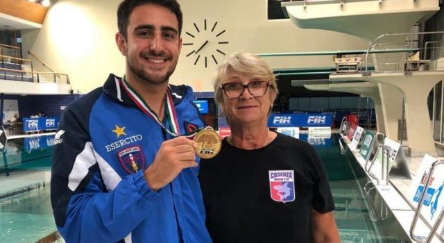 Tuffi, Assoluti Bolzano 2020: Trampolino 3m uomini, trionfa un Giovanni Tocci in grande spolvero