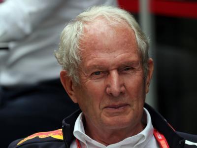 """F1, Helmut Marko: """"Se Max Verstappen ha vinto in Francia dobbiamo ringraziare Sergio Perez"""""""
