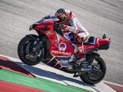 MotoGP, segnali di Ducati a Valencia. Miller e Bagnaia, è già un antipasto di 2021