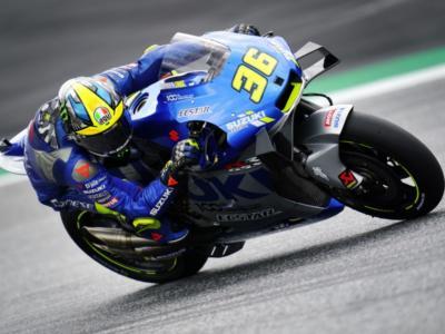 MotoGP, Joan Mir solidissimo sul passo. Gli avversari restano inconsistenti