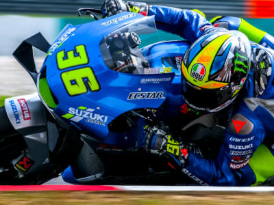 """MotoGP, Joan Mir: """"Che fatica! Non ho il giusto feeling, domani non penso che potrò salire sul podio"""""""