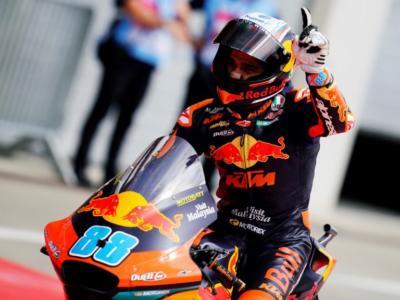 Moto2, risultati FP2 GP Francia 2020: Luca Marini finisce ko, Jorge Martin piazza il miglior tempo, Bezzecchi 3°
