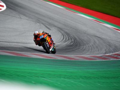 Moto2, GP Valencia: gli highlights della gara. Enea Bastianini vicino al Mondiale