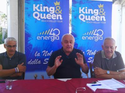 Beach volley, presentato ufficialmente il King e Queen of the Beach 2020. Tutto il torneo LIVE su OA Sport