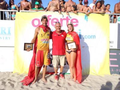 Beach volley, King e Queen of The Beach 2020. Ecco il programma delle gare. Tutto il torneo LIVE su OA Sport