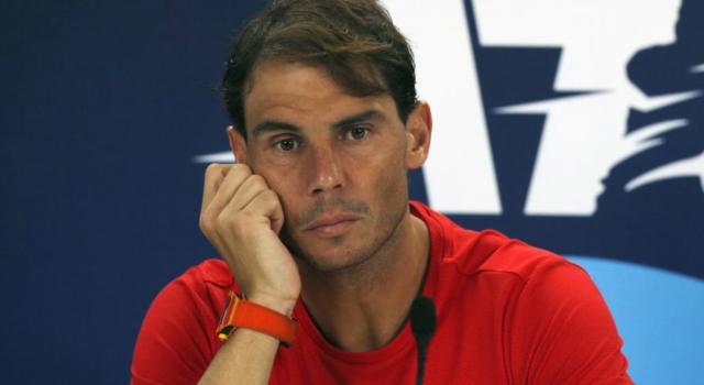 """Tennis, Rafael Nadal: """"Un errore organizzare l'Adria Tour, ma è normale quando si affronta qualcosa di mai verificato prima"""""""