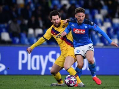 Barcellona-Napoli in tv chiaro: orario, dove vederla, programma, streaming