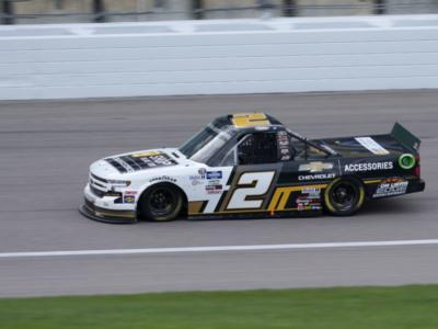 NASCAR Truck Series, primo acuto del 2021 per Sheldon Creed