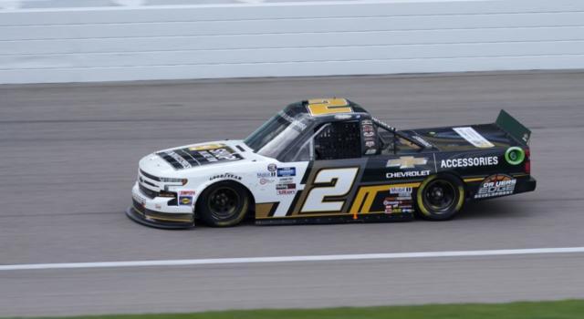NASCAR Truck Series, Sheldon Creed vince il titolo in una finale incredibile