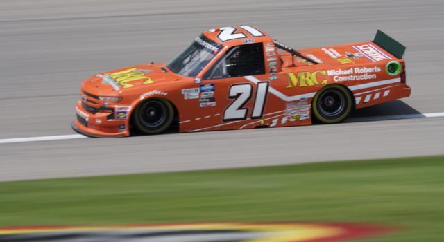 NASCAR Truck Series, Zane Smith si conferma al vertice