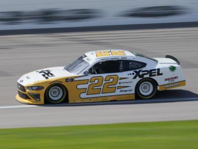 NASCAR, Austin Cindric debutta alla Daytona 500