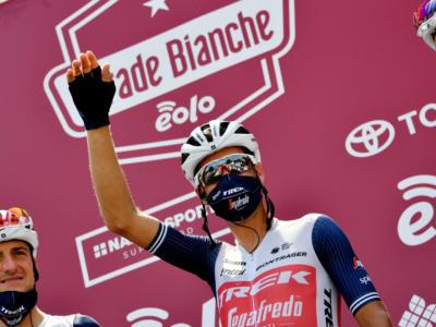 Come sta Vincenzo Nibali? Nessuna frattura! Lo Squalo sarà in gara nel Gran Trittico Lombardo!