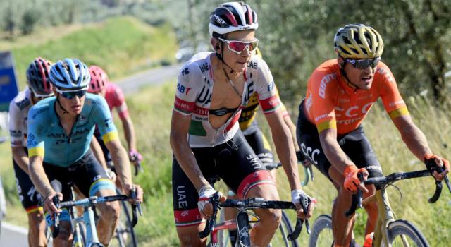 Vuelta a España 2020: si ritira Davide Formolo, sta per partorire sua moglie