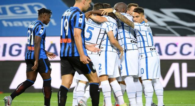 VIDEO Atalanta-Inter 0-2: highlights, gol e sintesi. Meneghini al secondo posto