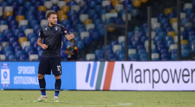 VIDEO Napoli-Lazio 3-1: highlights, gol e sintesi. Immobile fa 36, vincono i campani