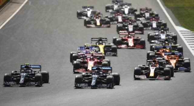 F1 in tv, GP 70° Anniversario: programma Sky e TV8, orari, streaming