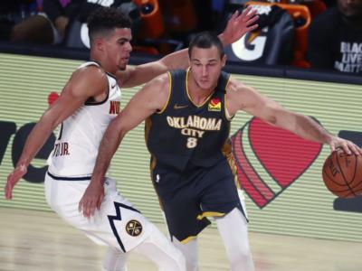 NBA 2020, i risultati della notte (6 agosto). Gallinari e Paul trascinano i Thunder sui Lakers, Celtics a valanga sui Nets, Raptors ok