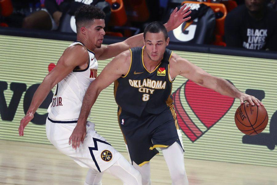 """NBA 2020 2021, Danilo Gallinari: """"Prendo in considerazione l'ipotesi di rifirmare con i Thunder"""""""