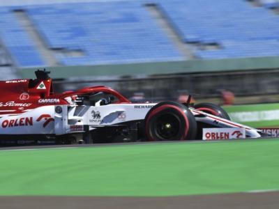 """F1, Kimi Raikkonen: """"È deludente essere così indietro"""""""