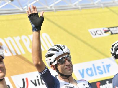"""Milano-Sanremo 2020, Vincenzo Nibali: """"Ho sbagliato: ho attaccato lungo. Le gambe rispondono bene"""""""
