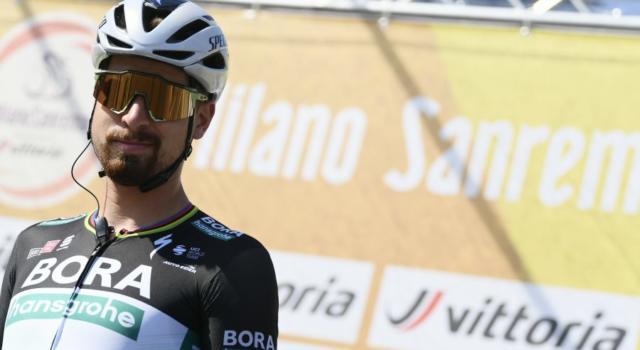 """Ciclismo, Peter Sagan: """"Non sono in buone condizioni come negli anni precedenti. Van Aert ha un grande futuro davanti a sé"""""""