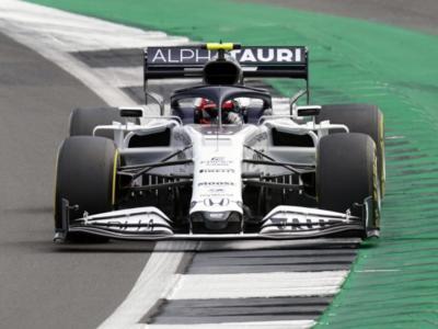 F1, la classifica delle velocità di punta: Alpha Tauri al vertice, 6° Sebastian Vettel