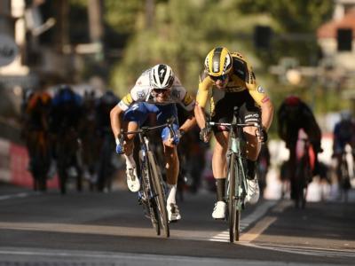 Pagelle Milano-Sanremo 2020: Van Aert nuovamente monumentale, ma Alaphilippe non è stato da meno