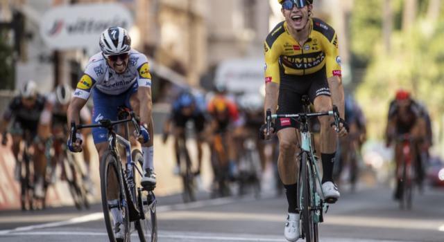 LIVE Milano-Sanremo 2021 in DIRETTA: Stuyven anticipa la volata! Ewan beffato, 8° Colbrelli