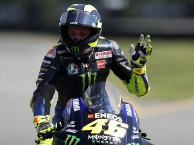 MotoGP, Valentino Rossi a -25 dalla vetta della classifica. Qualifiche e motore Yamaha le lacune da risolvere