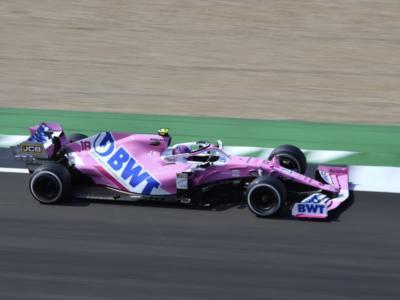 """F1, Lance Stroll: """"Bene la partenza, probabilmente non potevamo fare di più oggi"""""""