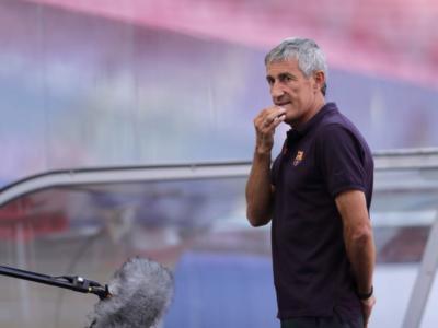 Calcio, il Barcellona esonera Quique Setién: nelle prossime ore l'annuncio di Ronald Koeman
