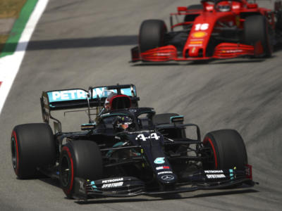 LIVE F1, Spanish GP 2020 race updates. Hamilton wins ahead of Verstappen and Bottas. Vettel gains points after a tough race