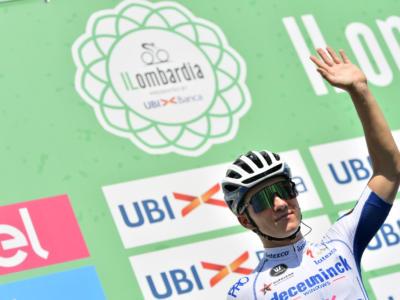 Ciclismo, Remco Evenepoel potrebbe non essere al via del Giro d'Italia 2021