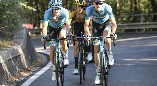 Giro d'Italia 2021, Vlasov capitano dell'Astana. Fuglsang punterà alle Classiche