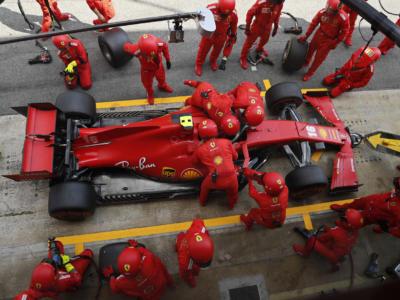 F1, arrivano Spa e Monza: il motore Ferrari potrebbe patire i lunghi rettilinei