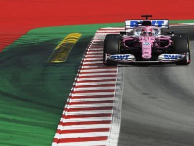F1, il circuito di Barcellona modifica la curva 10