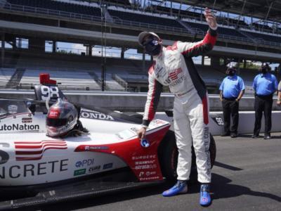 IndyCar Series, qualifiche 500 Miglia di Indianapolis 2020: Marco Andretti in pole, Fernando Alonso solo 26°