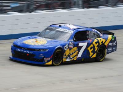 NASCAR Xfinity Series, Justin Allgaier mette la terza