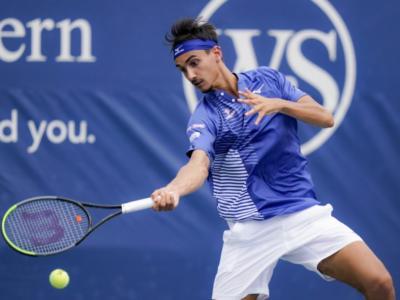 Tennis, ATP Sardegna 2020: Lorenzo Sonego supera in due set Giulio Zeppieri e accede agli ottavi di finale