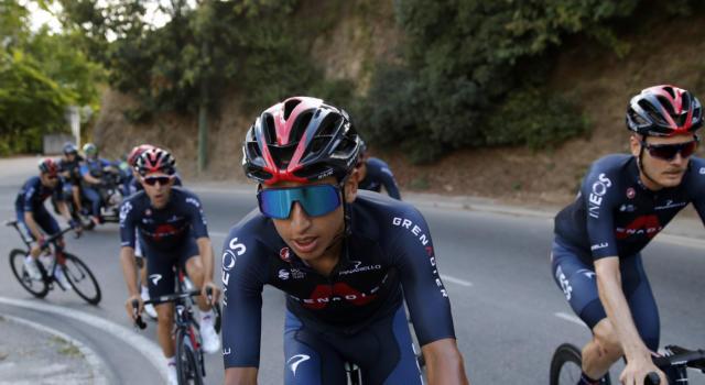 Tour de la Provence 2021: tutti contro Egan Bernal sul Mont Ventoux. Alaphilippe, Aru e Demare attesi all'esordio stagionale