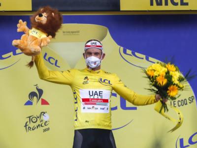 Tour de France 2020: classifica favoriti, tutti appaiati dopo la prima tappa. Nessun distacco nella lotta per la maglia gialla