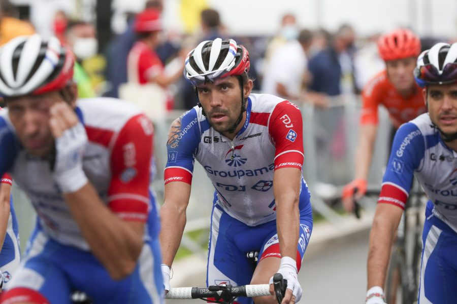 Vuelta a España 2020: Thibaut Pinot si ritira dopo due tappe