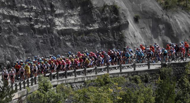 Giro d'Italia 2020, Matteo Spreafico positivo all'ostarina (doping). Il ciclista è sospeso