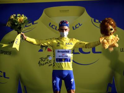 Classifica Tour de France 2020, quinta tappa: Adam Yates nuova maglia gialla, Alaphilippe penalizzato!