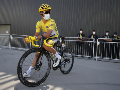 "Classifica Tour de France 2020, quarta tappa: Alaphilippe in maglia gialla, Roglic a 7"", Bernal a 17"""