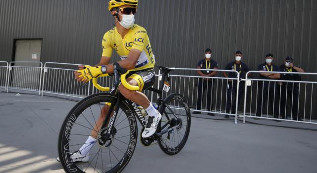 """Classifica Tour de France 2020, quarta tappa: Alaphilippe in maglia gialla, Roglic a 7"""", Bernal a 17"""""""